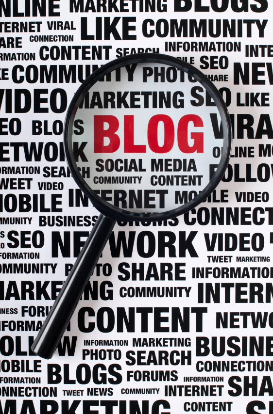 Blog and Content image http://connectinglocalbusiness.com paid