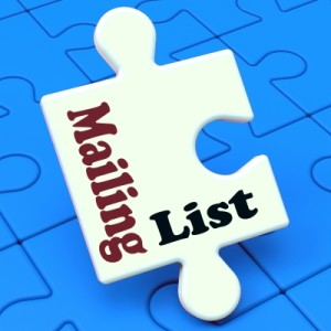 Tips to Build Your Own Mailing List http://