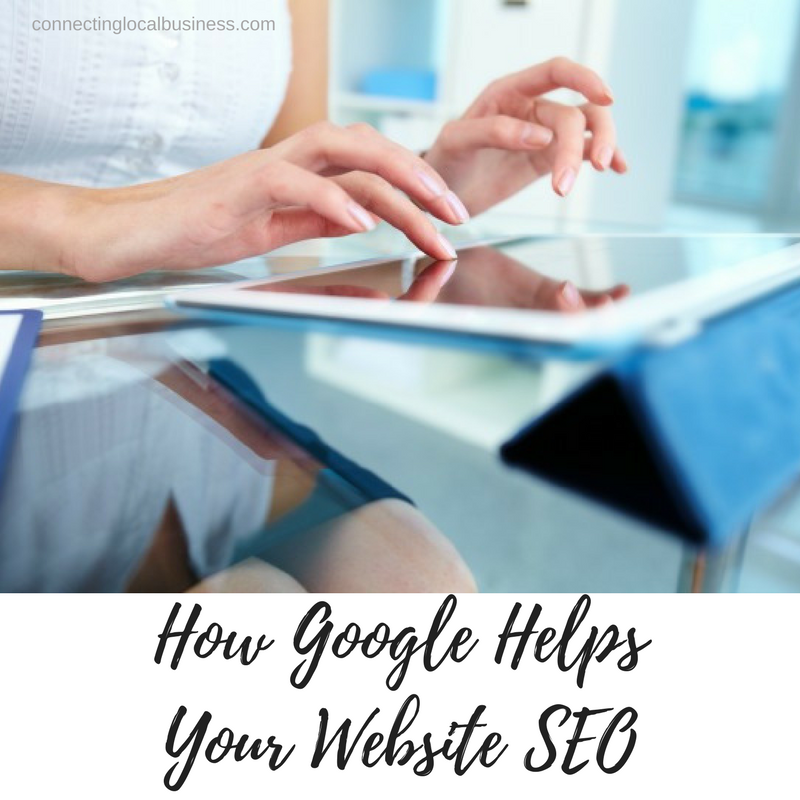 How Google Helps Your Website SEO
